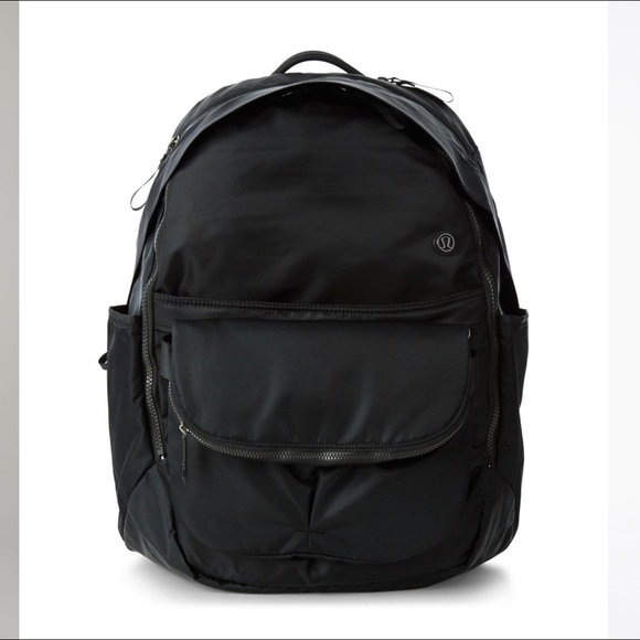 Lululemon All Day Backpack in Black